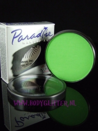 Paradise Makeup AQ Pastel Light Green