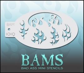 Bad Ass Stencil 1019