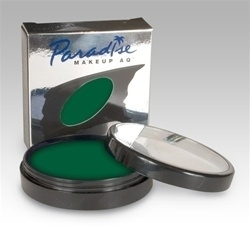 Paradise Makeup AQ Basic Dark Green