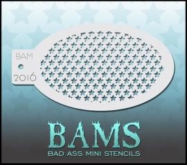 Bad Ass Stencil 2016