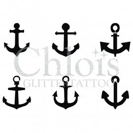 Anchor (Multi Stencil 6)