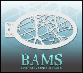 Bad Ass Stencil 1210