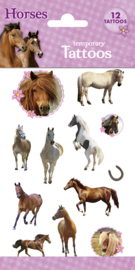Horses 2 Tattoos