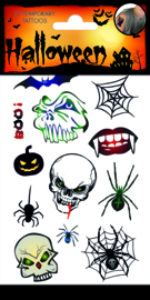 Halloween 2 Tattoos