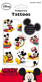 Tattoo Mickey Mouse Small 10 x 20