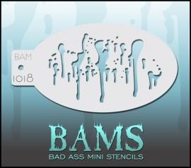 Bad Ass Stencil 1018
