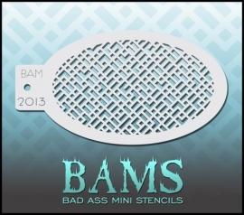 Bad Ass Stencil 2013