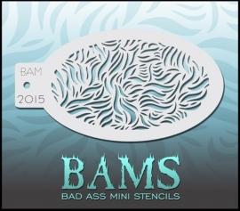Bad Ass Stencil 2015