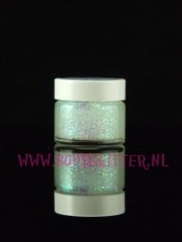 Glittergel pot 15 ml Parelmoer