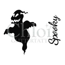 Spooky (Duo stencil)