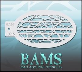 Bad Ass Stencil 1033