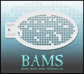 Bad Ass Stencil 1205