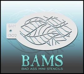 Bad Ass Stencil 1302