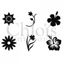 Flowers (Multi Stencil 6)