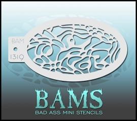 Bad Ass Stencil 1319