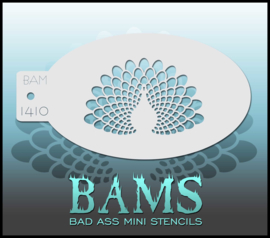Bad Ass Stencil 1410