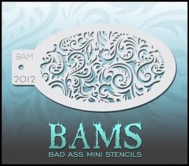 Bad Ass Stencil 2012