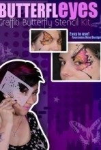 ButterflEyes Graffiti Butterfly Stencil Kit