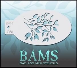 Bad Ass Stencil 1031