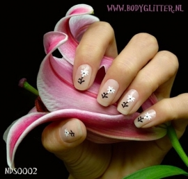 SmART Nails NDS0002 -  Lily
