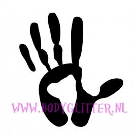 Handprint Left