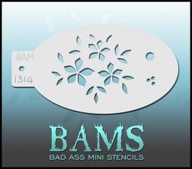 Bad Ass Stencil 1314