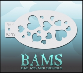 Bad Ass Stencil 1042