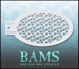 Bad Ass Stencil 2020