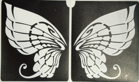 Big Wings I (2 stuks)