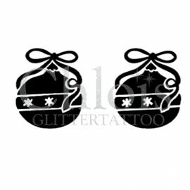 Christmas Ornament (Duo Stencil)