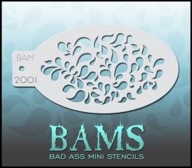 Bad Ass Stencil 2001