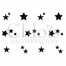 Mini Stars (Multi Stencil 7+)
