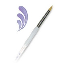 Royal Brush Soft Grip Short Round (SG255)