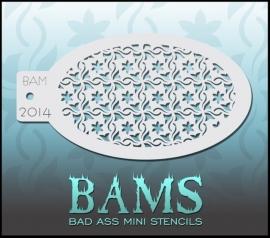 Bad Ass Stencil 2014