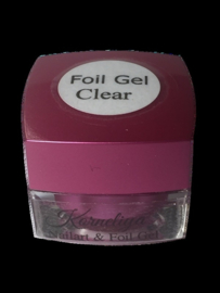 Nailart & Foil Gel Clear 5 ml
