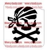 Pirate Skull 2
