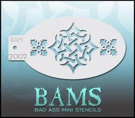 Bad Ass Stencil 2002