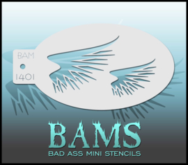 Bad Ass Stencil 1401