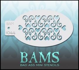 Bad Ass Stencil 1044