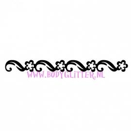 Swirlflower Bracelet