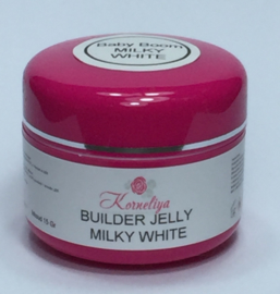 Jelly Builder Baby Boom Milky White 5 gram