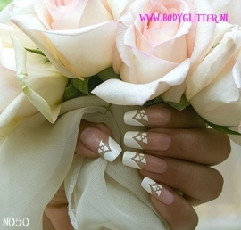 SmART Nails N050 - The Wedding