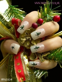 SmART Nails NDS0004 - Christmas Tree