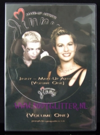 DVD Jinny Make Up Artist Volume 1