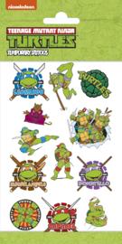 Ninja Turtles 2 Tattoos