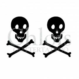 Dangerous (Duo stencil)