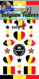 Belgium Tattoos