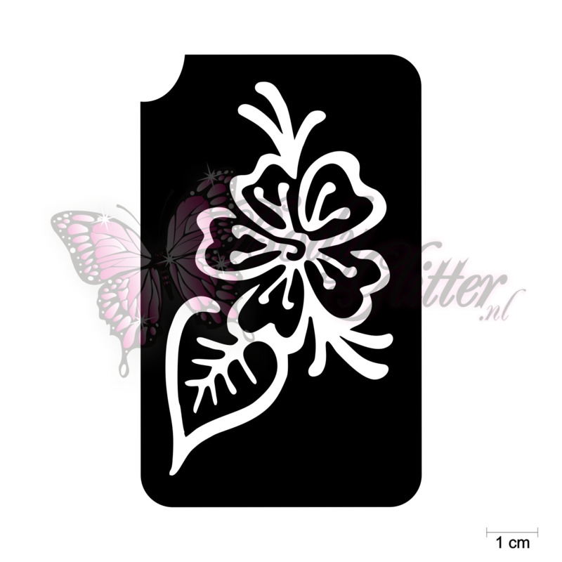 Henna Flower 2