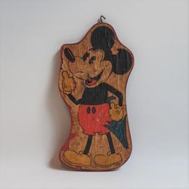 mickey mouse rat face borstel houder brush holder 1930s