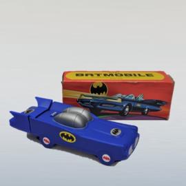 batman batmobile shampoofles AVON in box 1978